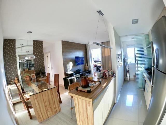 Lindo Apartamento 3 Quartos com Suíte Montado no Condomínio Villaggio Manguinhos - Foto 2
