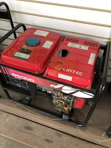 Grupo gerador linter 5cv Diesel