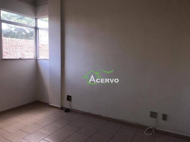 Apartamento com 2 dormitórios para alugar, 78 m² por r$ 850/mês - cascatinha - juiz de for - Foto 5