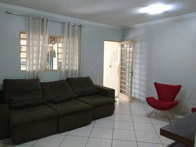 QN 08b casa escriturada no Riacho Fundo 2 , aceita permuta de apartamento de menor valor - Foto 2