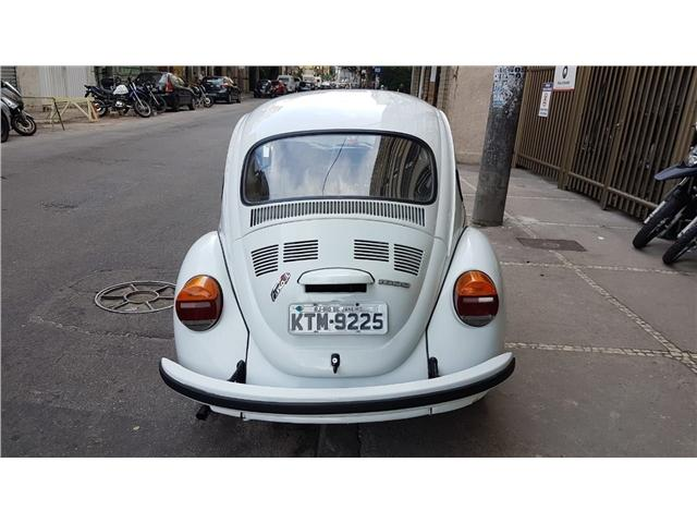 Volkswagen Fusca 1.6 8v gasolina 2p manual - Foto 9