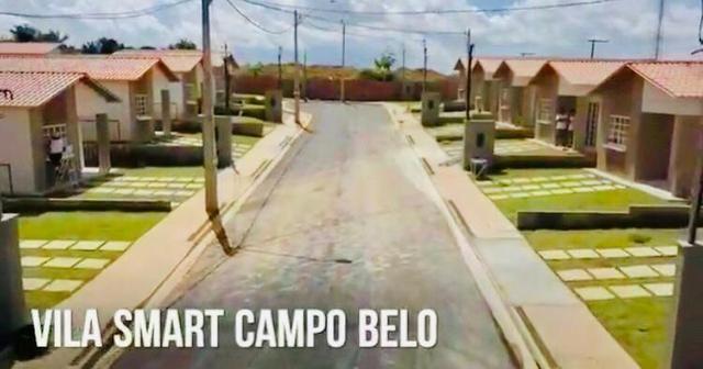 Smart Campo Belo - Minha Casa Minha Vida - FGTS na Entrada - Foto 2