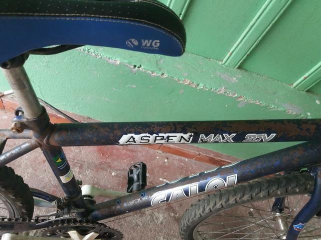 Bicicleta Caloi Aspen aro 20 - Foto 3