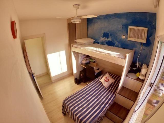 Lindo Apartamento 3 Quartos com Suíte Montado no Condomínio Villaggio Manguinhos - Foto 10