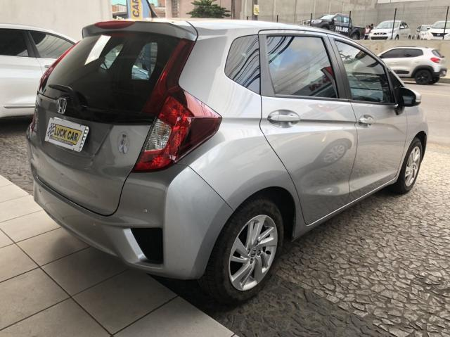 HONDA FIT 2017/2017 1.5 LX 16V FLEX 4P AUTOMÁTICO - Foto 3