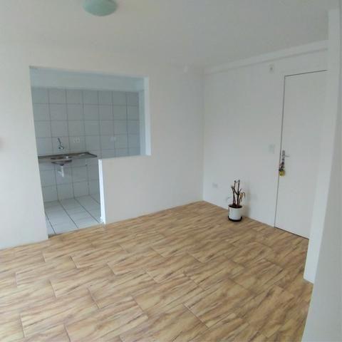 Apartamento em Curitiba bairro Augusta / Caiuá - 2 quartos - 54m2 - 123 mil - Foto 3