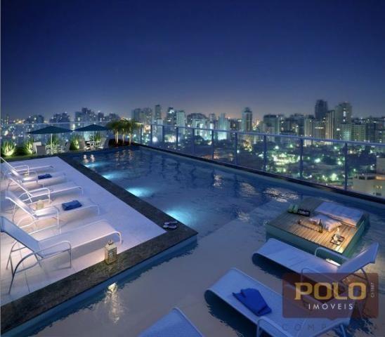 Apartamento  com 2 quartos no Metropolitan Business & Lifestyle - Bairro Jardim Goiás em G - Foto 10