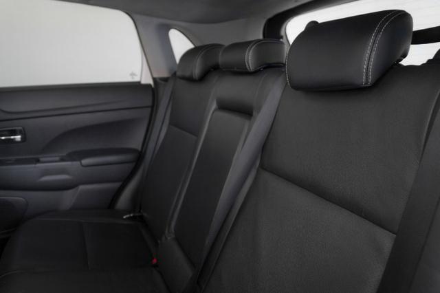 Mitsubishi ASX 2.0 4X4 AWD 2014 Branco Automático Completo - Foto 6