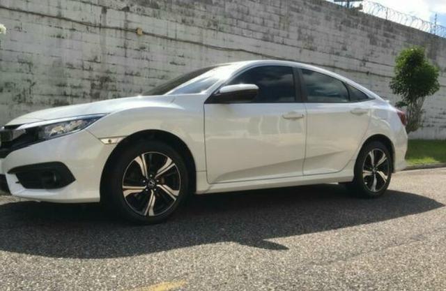 Honda civic exl 2017 (74.000,00r$) entrada reduzida - Foto 3