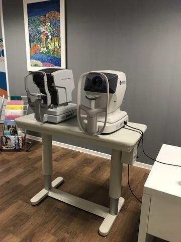Vendo mesa oftalmologista