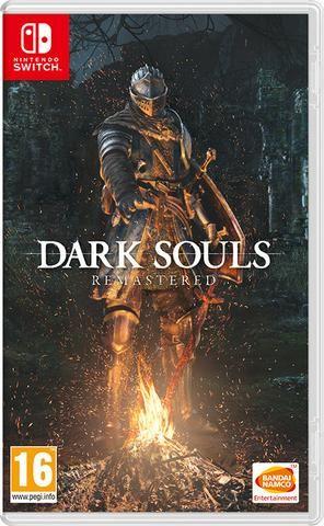 Jogo Dark Souls Remastered Nintendo Switch