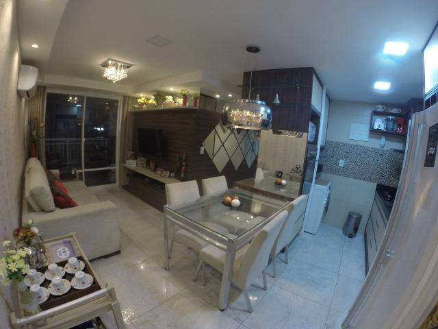 Excelente apartamento no Reserva Passaré III, projetado e reformado!!! - Foto 6