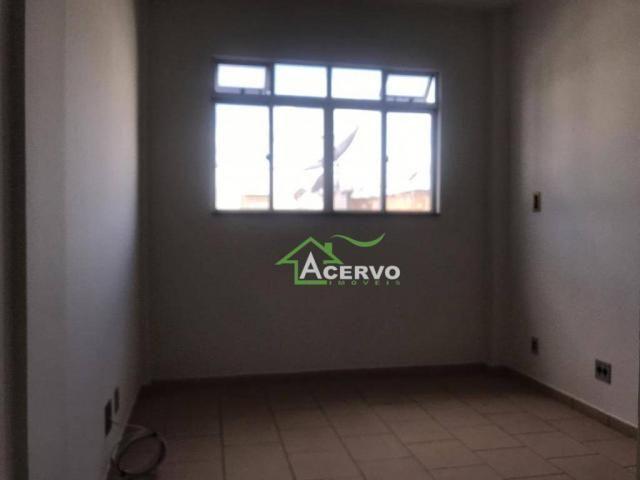 Apartamento com 2 dormitórios para alugar, 78 m² por r$ 850/mês - cascatinha - juiz de for - Foto 10