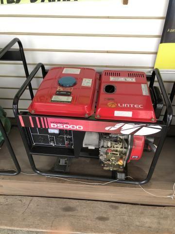 Grupo gerador linter 5cv Diesel - Foto 2