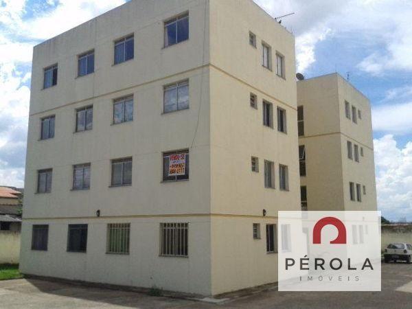 Apartamento  com 2 quartos no Residencial Santo Antonio - Bairro Parque Industrial Santo A