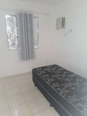 Alugo Apartamento Semi-mobiliado - Condomínio Ouro Negro - Próximo a Rodoviária da Cidade - Foto 3