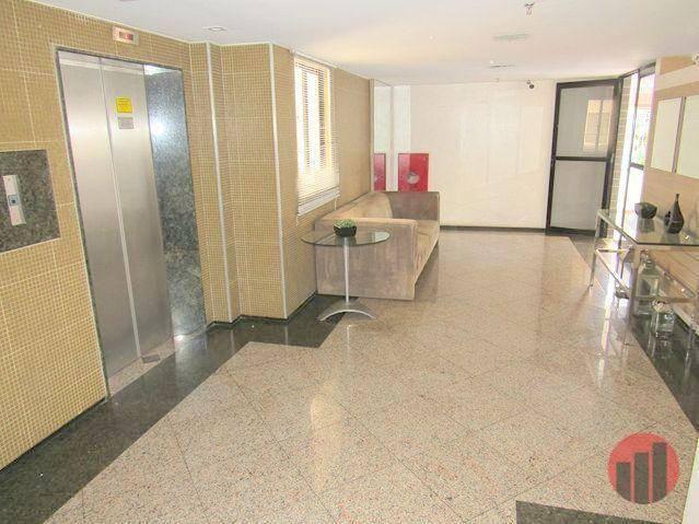 Apartamento com 2 dormitórios para alugar, 70 m² por R$ 1.300,00 - Meireles - Fortaleza/CE - Foto 7