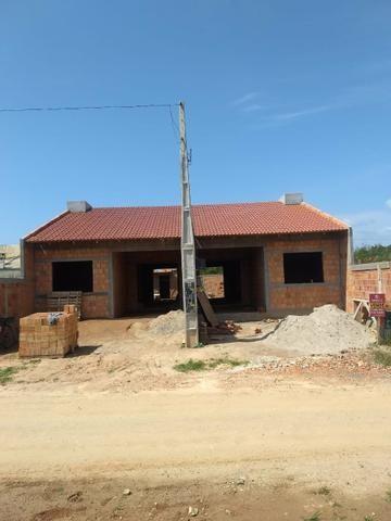 Casa Geminada construção em Barra velha, 6mt abertura,75m2 - Foto 11