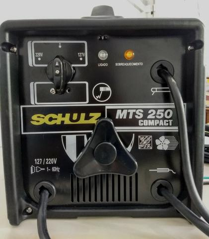 Máquina de Solda 250A - 110/220v - Schulz - Foto 3