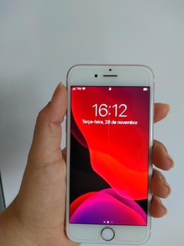 IPhone 6S 16gigas rosé PERFEITO estado