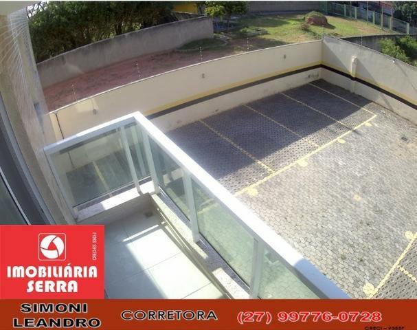 SCL -58 - Lazer Completo - Alugo Apartamento de 2quartos no SerraMar - Foto 3