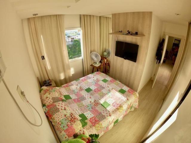 Lindo Apartamento 3 Quartos com Suíte Montado no Condomínio Villaggio Manguinhos - Foto 12