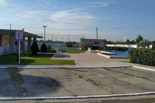 Vendo lote em Condomínio Fechado/Marechal Deodoro-Praia do Francês-Al - Foto 5