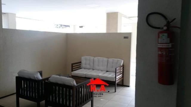 Apartamento com 3 dormitórios à venda, 64 m² por R$ 240.000 - Serrinha - Fortaleza/CE - Foto 7