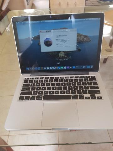 Macbook Pro Retina 2014 13p Proc. I5 8gb Ram Com Hd Ssd 128