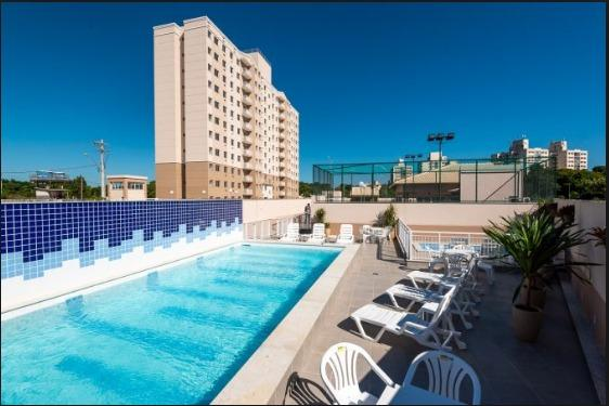UED-26 - Apartamento 2 quartos em morada de laranjeiras - Foto 11