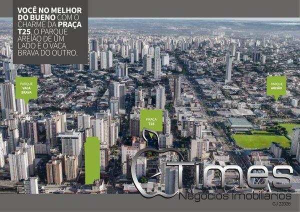 Apartamento cobertura com 4 quartos - Bairro Setor Bueno em Goiânia - Foto 2