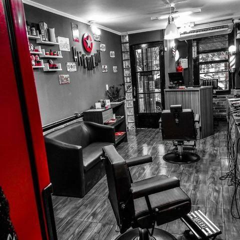 Torro barbearia na Cidade Baixa de Poa/RS