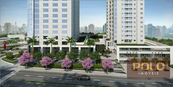 Apartamento  com 2 quartos no Metropolitan Business & Lifestyle - Bairro Jardim Goiás em G - Foto 2