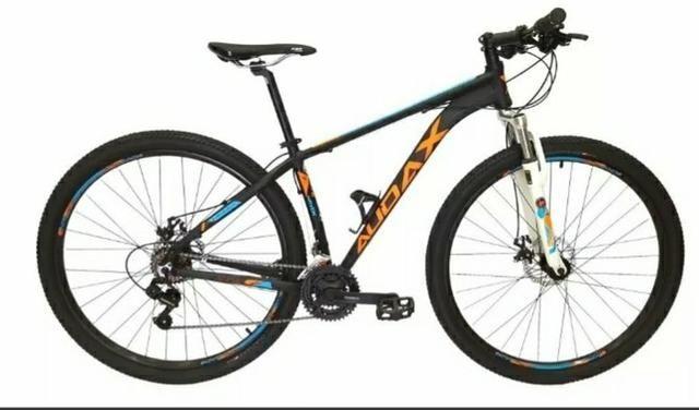 Bicicleta Audax havok tx aro 29 - Tam 17 - 21 vel - Foto 2