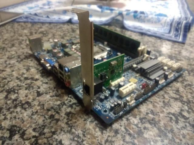 Peças de Computador - [ socket 1155 - DDR3 - I3 ] - Foto 6