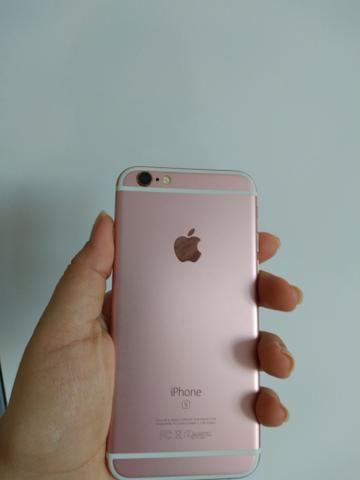 IPhone 6S 16gigas rosé PERFEITO estado - Foto 2