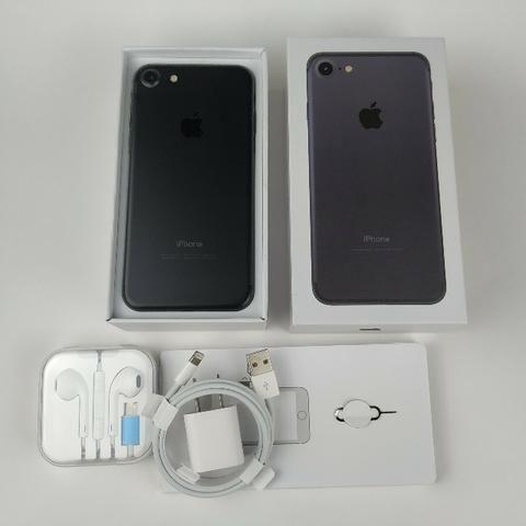 Iphone 7 Preto 128GB! Acessórios + Garantia - Foto 2