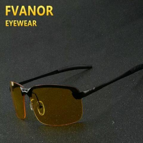 5186063592cbd Óculos para dirigir dia e noite polarizado UV 400 - Bijouterias ...