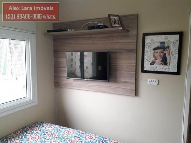 Apartamento para Venda em Pelotas, Areal, 2 dormitórios, 1 banheiro, 1 vaga - Foto 17