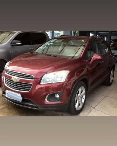 Gm - Chevrolet Tracker