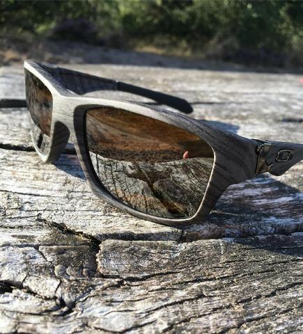 Óculos de Sol Polarized Oakley Júpiter Squared Marrom 7471d0d32be