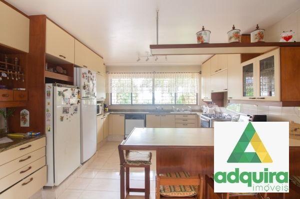 Casa com 4 quartos - Bairro Jardim Carvalho em Ponta Grossa - Foto 11