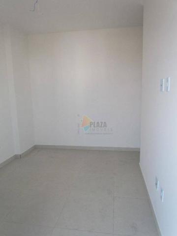 Apartamento com 3 dormitórios para alugar, 131 m² por R$ 3.500,00/mês - Vila Guilhermina - - Foto 9