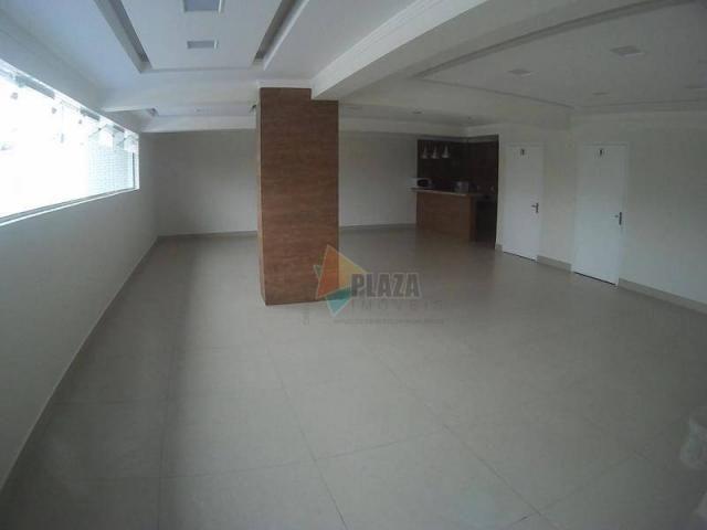 Apartamento com 3 dormitórios para alugar, 131 m² por R$ 3.500,00/mês - Vila Guilhermina - - Foto 17