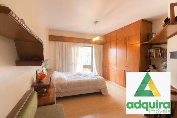 Casa com 4 quartos - Bairro Jardim Carvalho em Ponta Grossa - Foto 20