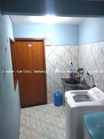 Casa para Venda em Santa Maria de Jetibá, Centro, 2 dormitórios, 2 banheiros, 1 vaga - Foto 12