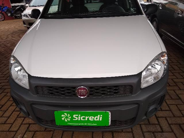 Fiat/ Strada Working Hard 1.4 fire flex 8v cs - Foto 4