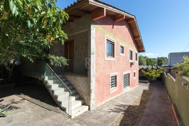 Casa à venda com 4 dormitórios em Espírito santo, Porto alegre cod:LU430084
