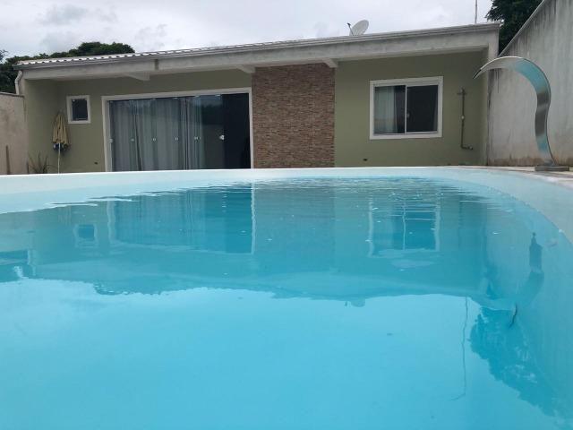 Aluga se p/ diárias Casa com piscina comporta 15 pessoas - Foto 11