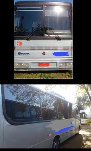 Vendo ônibus trabalhando com contrato no Mato Grosso do Sul - Foto 2